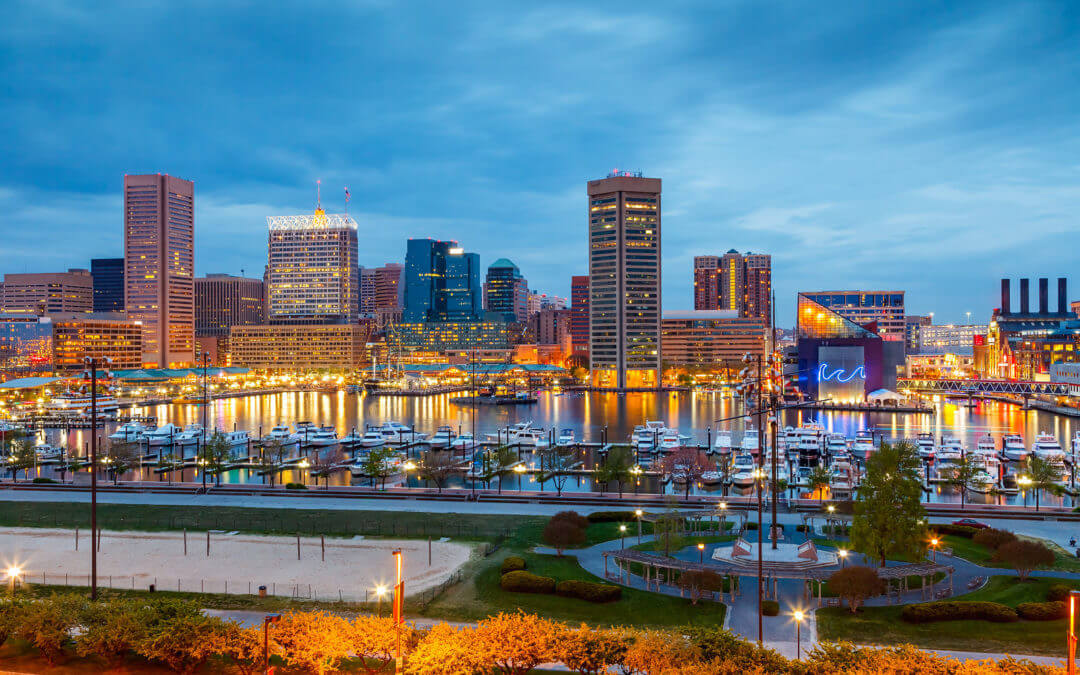 What Goes Into Professional Baltimore Web Design?