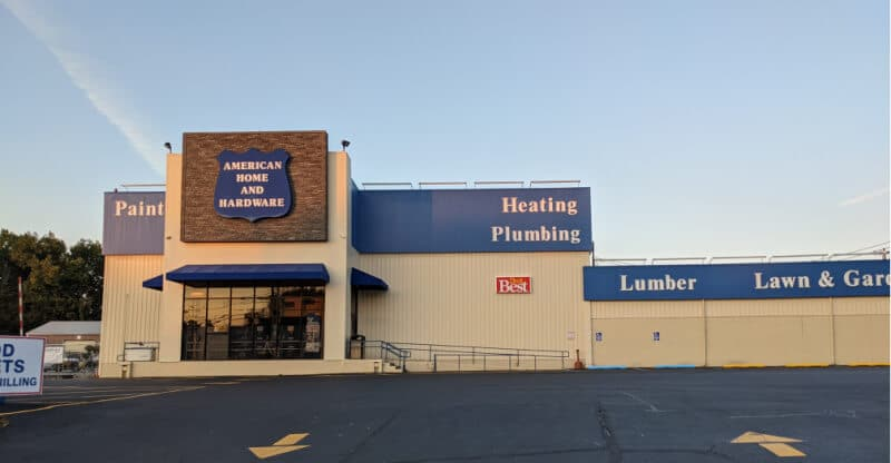 american home and hardware store in elkton maryland